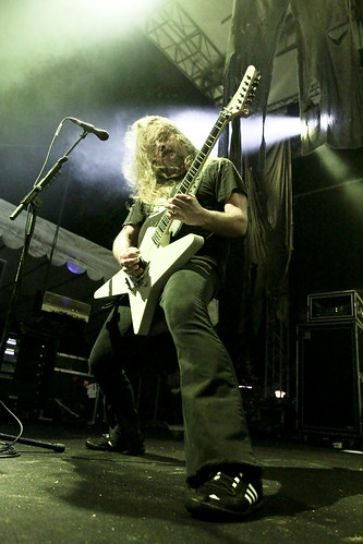 Roope Latvala - Children of Bodom Live in Singapore