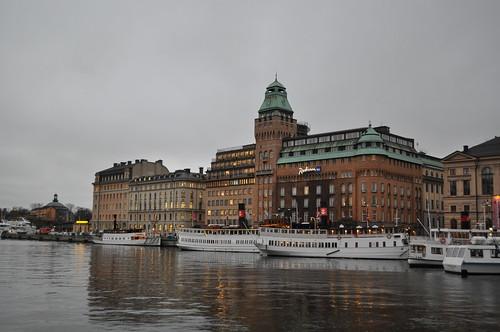 2011.11.09.207 - STOCKHOLM - Nybrokajen - Radisson Blu Strand Hotel