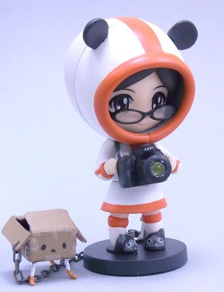 Custom Nendoroid PetiteMikatan