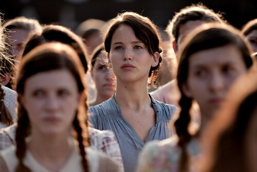 The Hunger Games - Jennifer Lawrence