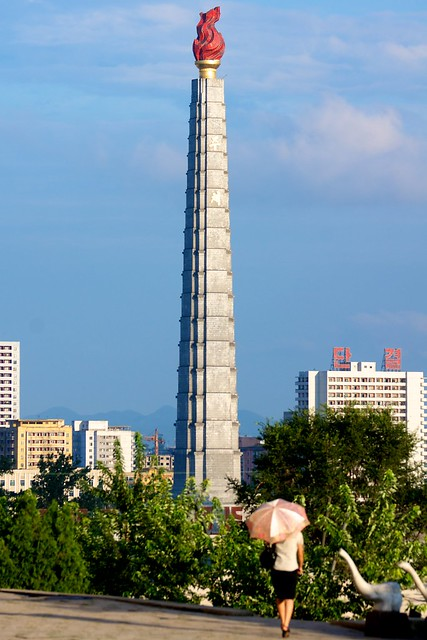 Juche Tower