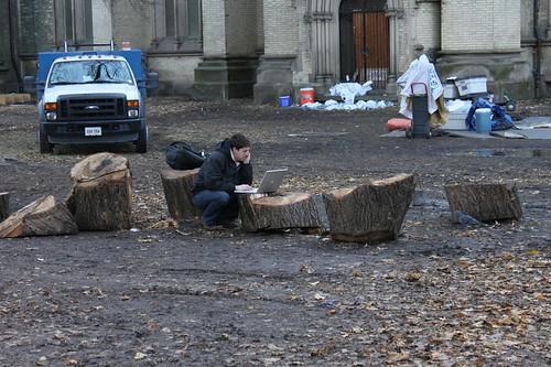 Last Day of #OccupyToronto