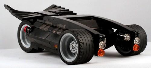 Electric BATWInG Batmobile
