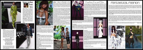 SL Bloggers featured in RL Magazine