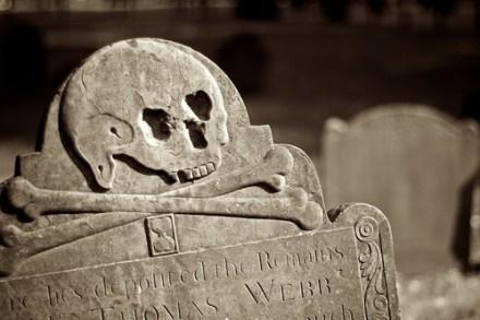 Granary Burying Ground — Boston, Massachusetts