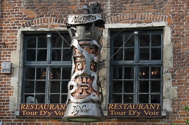 Enseigne du restaurant Tour D'y Voir