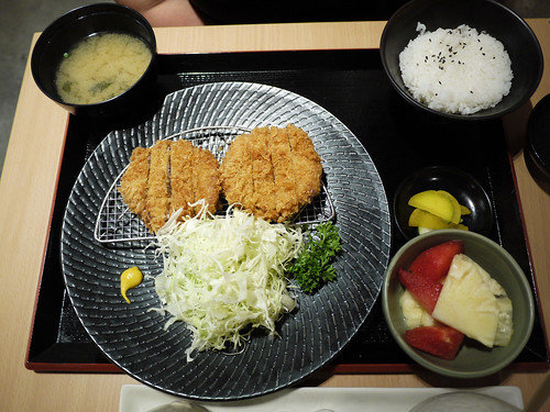 Hire Tonkatsu Set at Yabu - 1