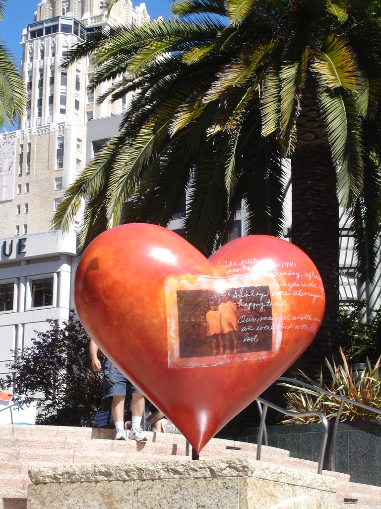 Heart in Union Square