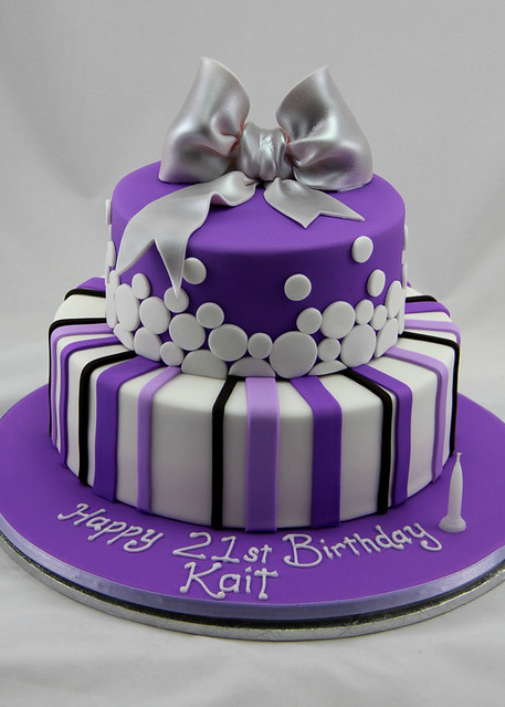 Adult Birthday 21st Cake Ideas And Designs
