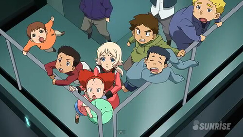 Mobile Suit AGE  Episode 7  Gundam Evolves  Youtube  Gundam PH (5)