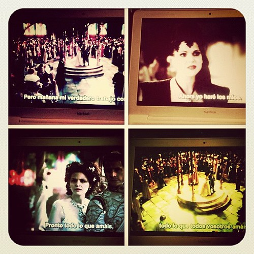 "Viendo ""Once upon a time"" by rutroncal"