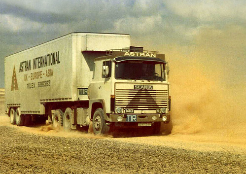 NVW 484P - Scania 140 V8