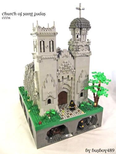 CCCIX - Church of Saint Judas