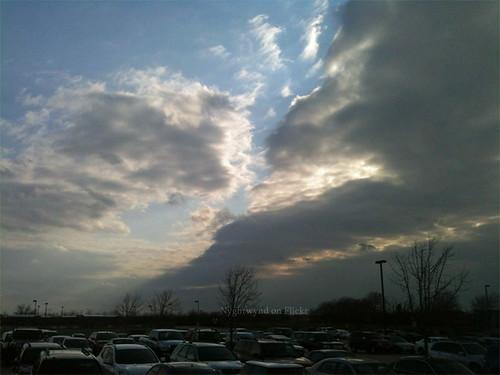 Week 5 - Clouds flickr