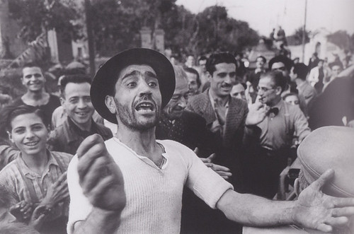 Robert Capa Palermo 1943