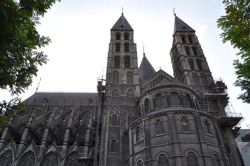 2011.09.25.147 TOURNAI - Cathédrale Notre-Dame de Tournai