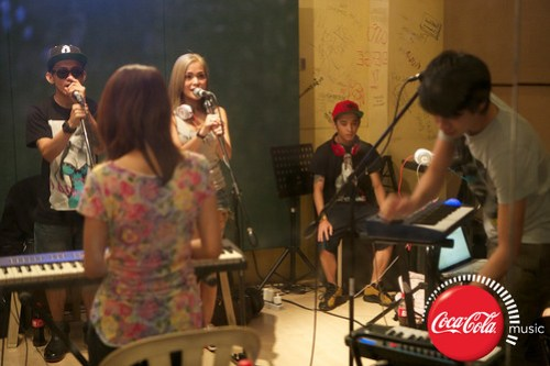 Mobbstarr and Someday Dream Coke Music Studio - 11