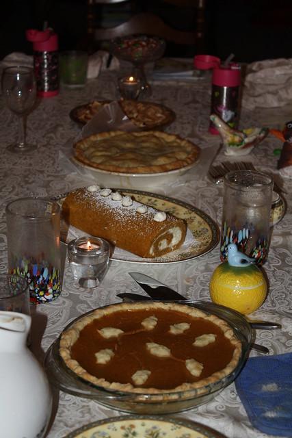 parade of pie