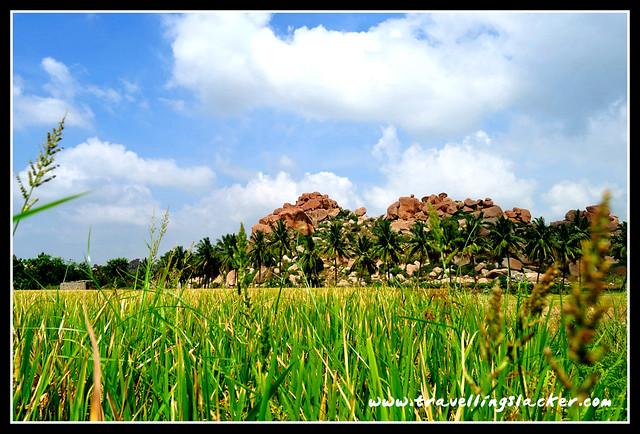 Hampi Landscape