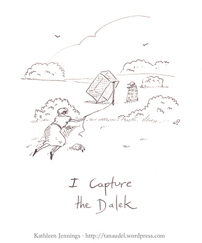 I Capture the Dalek