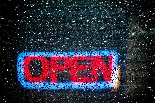 Neon Open Reflect & Drops