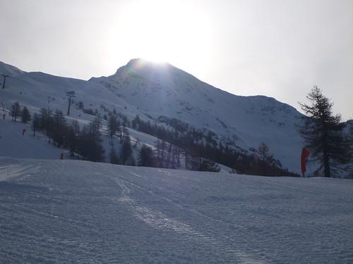 Salendo al Monte Banchette