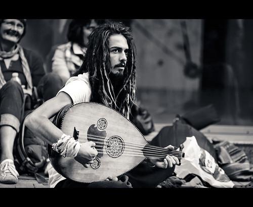 Lutanist Jack Sparrow