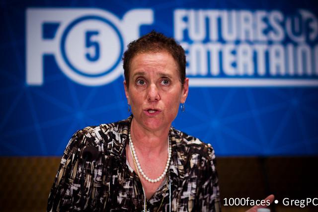 Helen Nissenbaum of NYU speaking at #FoE5