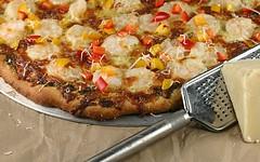 Shrimp Pesto Pizza83