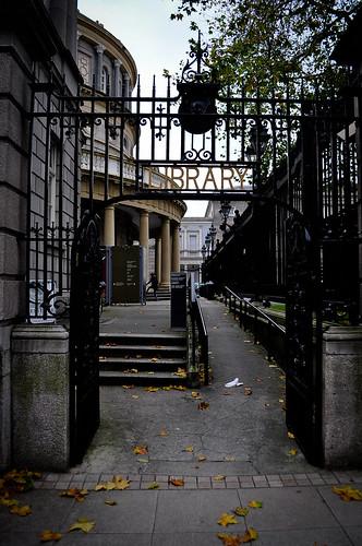 National Irish Library