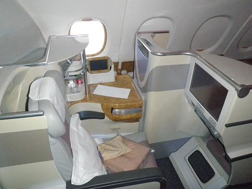 A380 Business Class