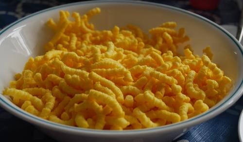corn twists