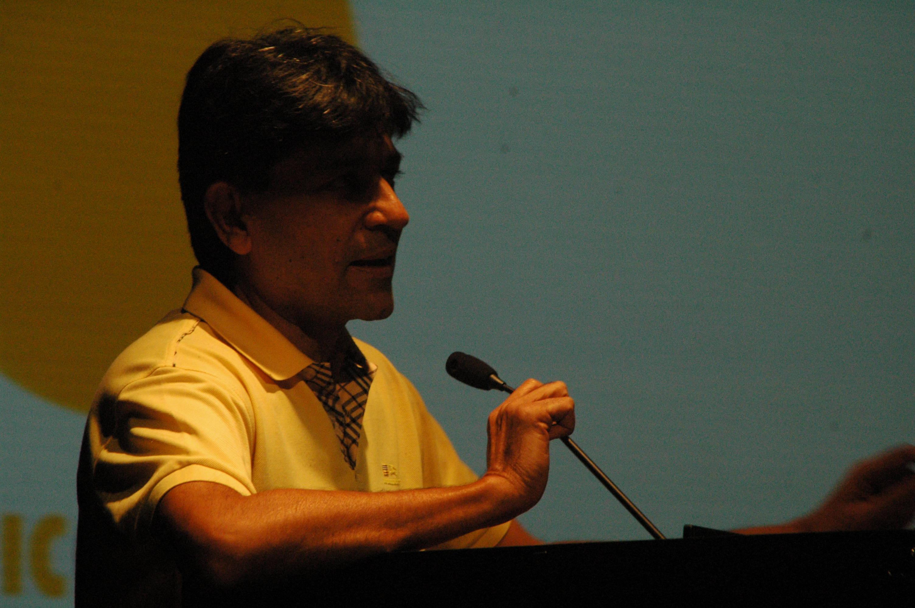 Geet Sethi, eight time world billiards champion - founder OGQ
