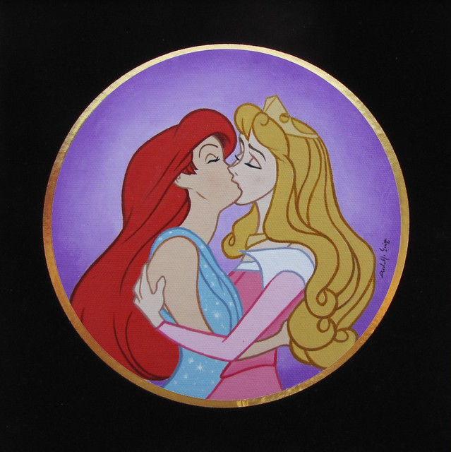and they lived happily ever after(princesses)