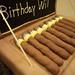 Cigar box cake
