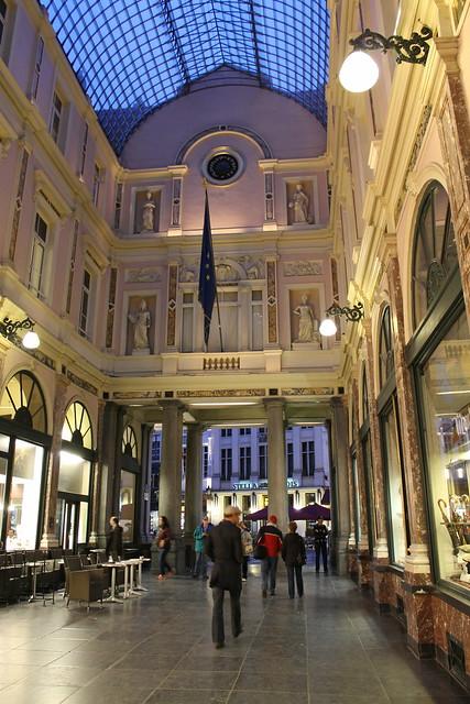 Galerie Royale Saint-Hubert