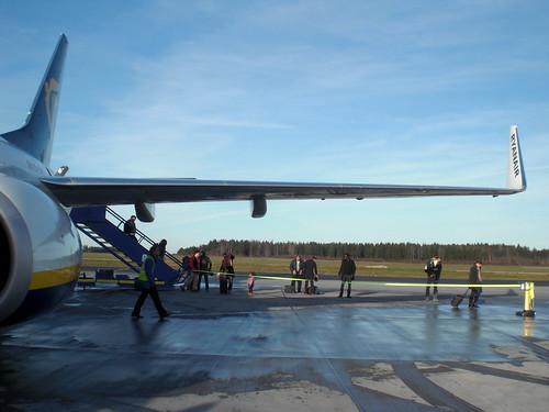 2011.11.09.054 - NYKÖPING - Stockholm Skavsta Airport
