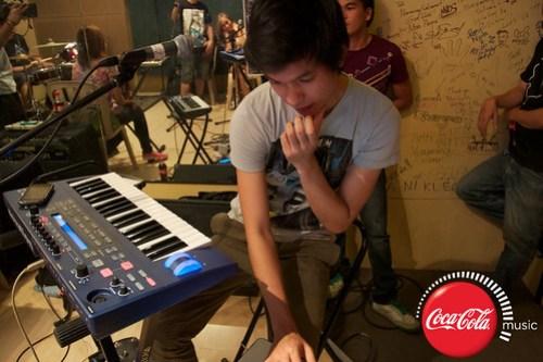 Mobbstarr and Someday Dream Coke Music Studio - 16