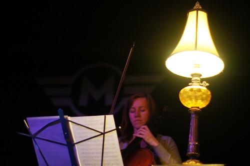 Chris Stamey w/ Leah Gibson, Motorco, Durham NC, 11/13/11