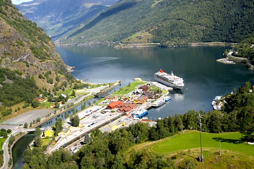 Sognefjord by Visit Sognefjord