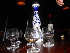 Tulum wine-tasting - Clase Azul tequila