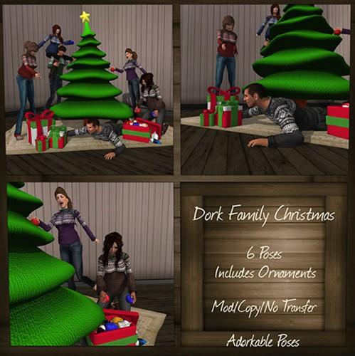Dork Family Christmas @ The Deck