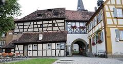 Mönchsondheim, kostel