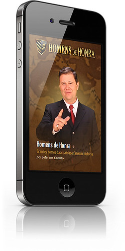Iphone - Homens de Honra by Dr Jeferson Camillo