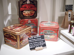 Provisions Storage - french biscuits in tins, Graze at Martin No. 38, Martin Road