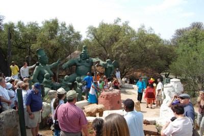 Credo Mutwa Village Soweto
