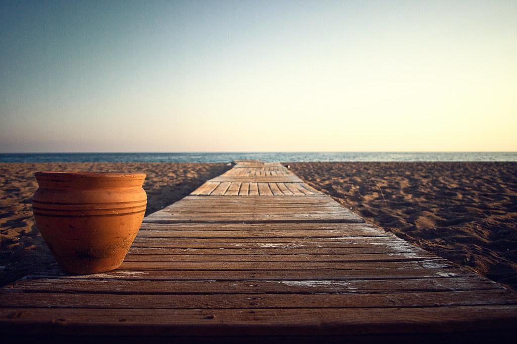 beach jug