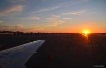 Ocaso Sobre Aeropuerto De Hermosillo - Sharing