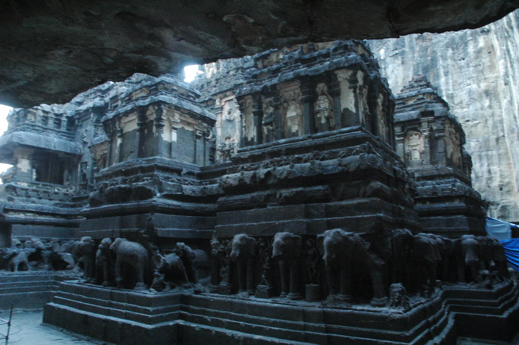 Incredible India - world heritage site Ellora and Ajanta