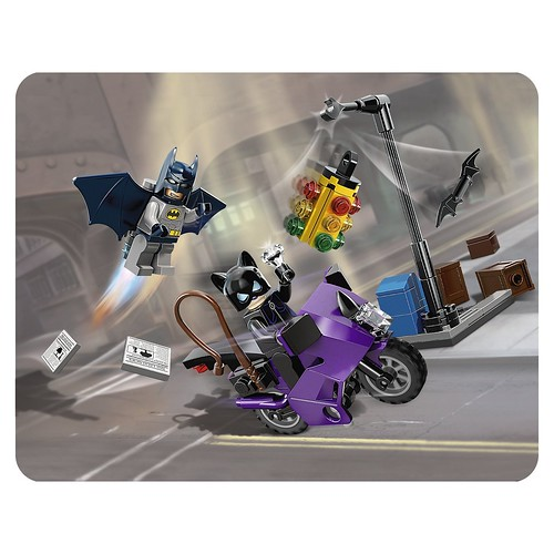 6858 Catwoman Catcycle City Chase 1